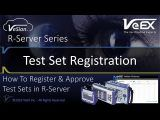 How to Register Test Sets in R-Server | Quick Guide